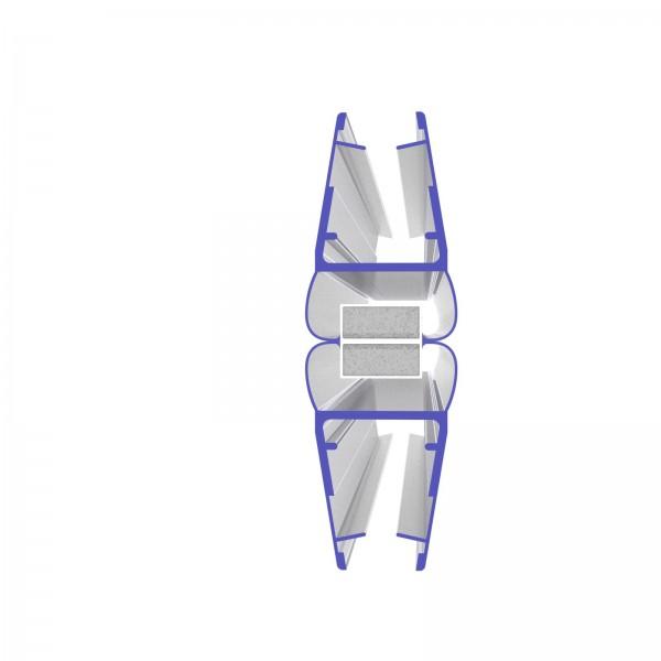 Magnetschienenset Typ 8850 für 180°